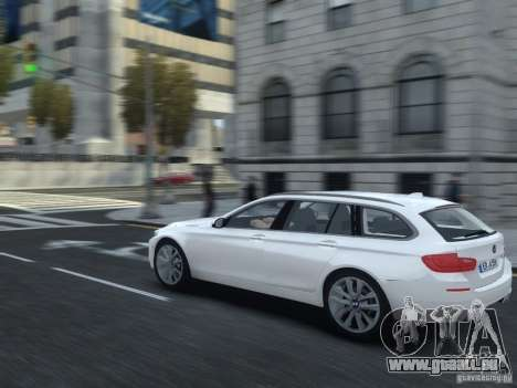 BMW M5 F11 Touring V.2.0 pour GTA 4 est un droit