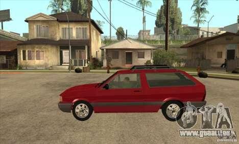 VW Parati GL 1994 pour GTA San Andreas laissé vue