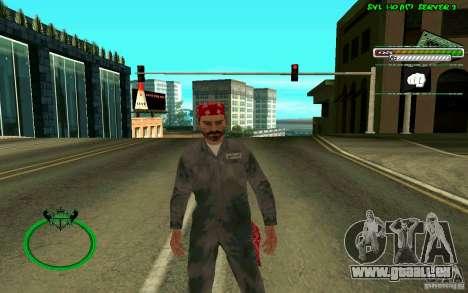 Mechanik HD Skin für GTA San Andreas