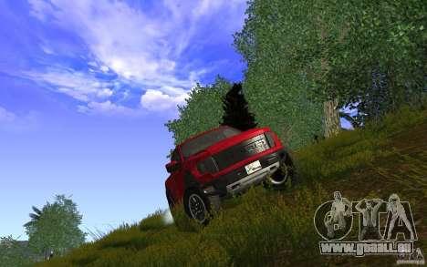 Ford F150 SVT RapTor für GTA San Andreas rechten Ansicht