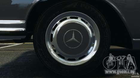 Mercedes-Benz 300Sel 1971 v1.0 pour le moteur de GTA 4