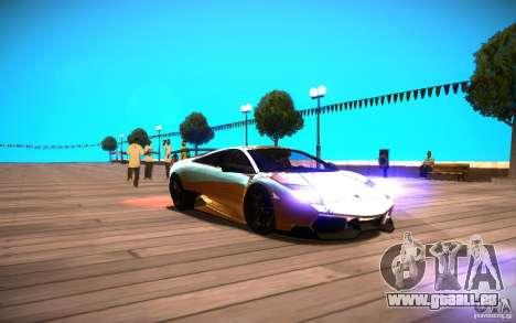 ENBSeries by Inno3D pour GTA San Andreas quatrième écran