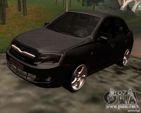 Subvention de Lada pour GTA San Andreas