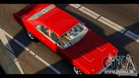 Dodge Demon 1971 pour GTA 4 est une gauche