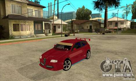 Alfa Romeo 147 für GTA San Andreas