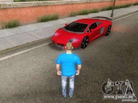 Alarme Mod v3.0 pour GTA San Andreas cinquième écran