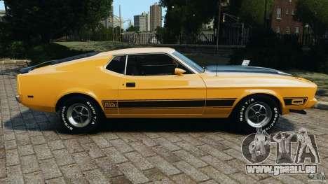 Ford Mustang Mach 1 1973 für GTA 4 linke Ansicht