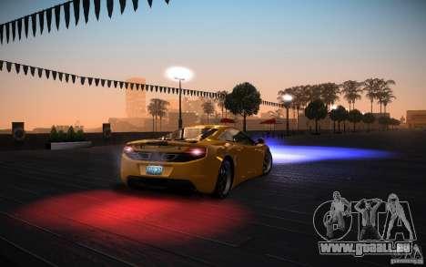 ENBSeries by Gasilovo v3 pour GTA San Andreas deuxième écran