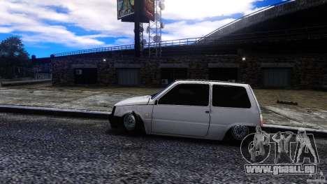 VAZ 1111 Oka für GTA 4 linke Ansicht