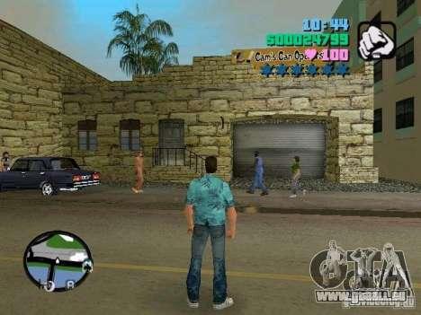 New hotel GTA Vice City pour la troisième écran