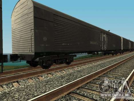 Refrežiratornyj wagon Dessau no 6 pour GTA San Andreas