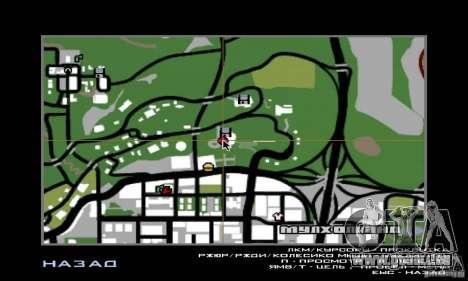 Guerre aérienne pour GTA San Andreas sixième écran
