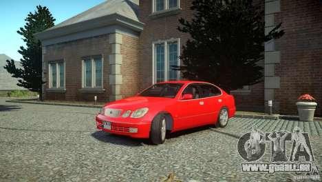 Toyota Aristo für GTA 4