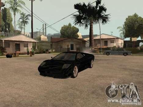 GTA4 Infernus pour GTA San Andreas