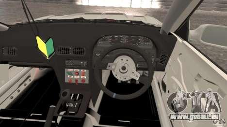 Nissan Silvia S13 DriftKorch [RIV] für GTA 4
