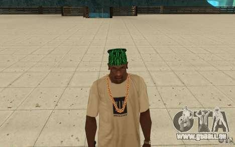 Bandanas matrix für GTA San Andreas