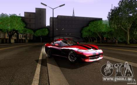 Dodge Viper GTS Coupe TT Black Revel für GTA San Andreas