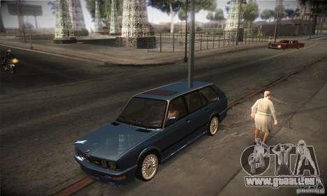 Immatériels messages pour GTA San Andreas deuxième écran