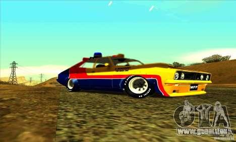 Ford Falcon 351 GT Interceptor Mad Max pour GTA San Andreas