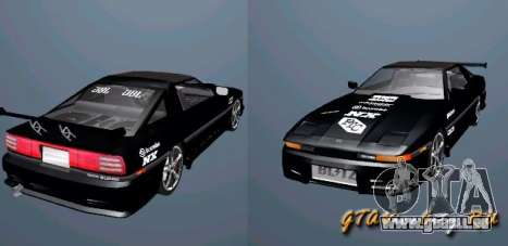 Toyota Supra MK3 Tuning für GTA San Andreas