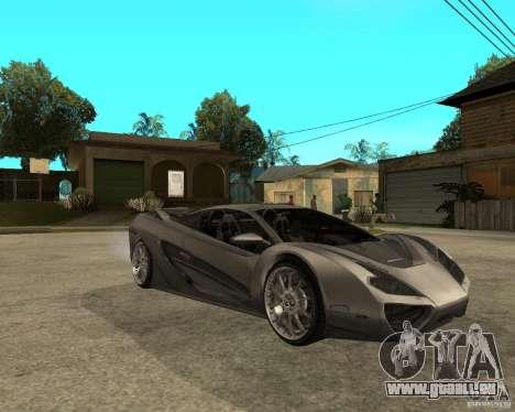 Nemixis pour GTA San Andreas vue de droite
