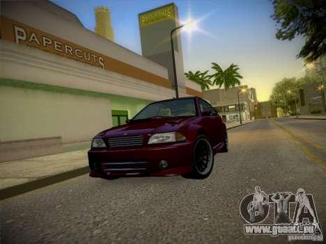 IG ENBSeries for low PC für GTA San Andreas dritten Screenshot
