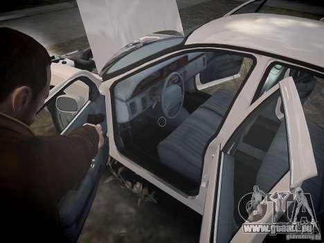 Chevrolet Caprice 1993 Rims 1 für GTA 4 Unteransicht