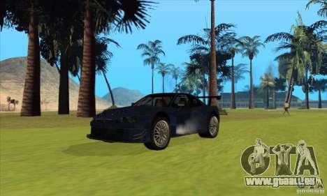 Nissan Skyline R34 GT-R LM für GTA San Andreas