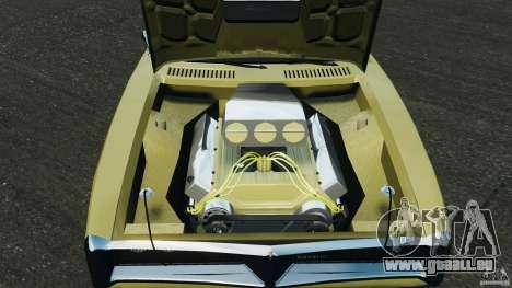 New Dukes pour GTA 4 Vue arrière
