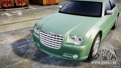 Chrysler 300C SRT8 Tuning pour GTA 4 est un côté
