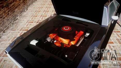 Dodge Challenger 1971 RT für GTA 4 Rückansicht