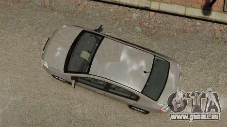 Nissan Sentra S 2008 pour GTA 4 est un droit