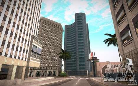Gratte-ciel de HD pour GTA San Andreas deuxième écran