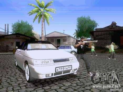 LADA 21103 Maxi für GTA San Andreas Unteransicht