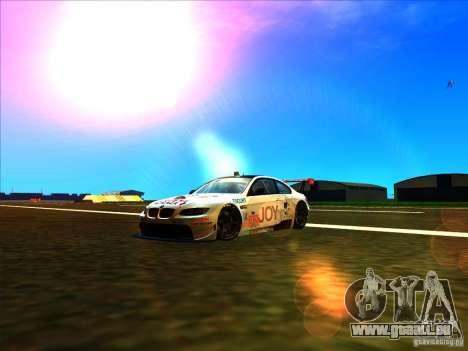 BMW M3 GT ALMS GT2 Series für GTA San Andreas