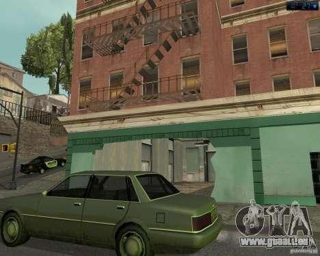Intérieurs cachés 3 pour GTA San Andreas