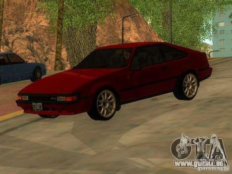 Toyota Celica Supra pour GTA San Andreas