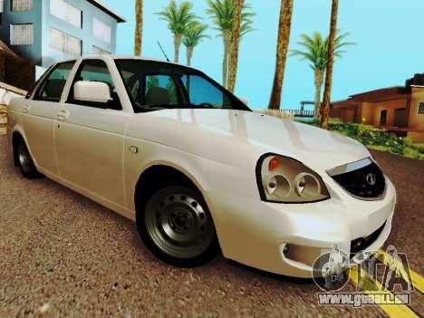 LADA 2170 Suite v2 für GTA San Andreas