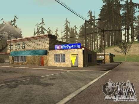 Le Village de Ivanovka pour GTA San Andreas septième écran