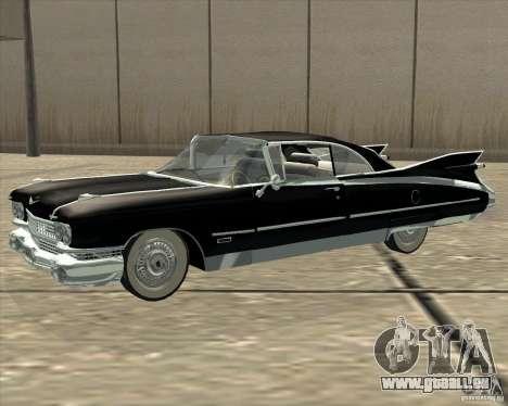 Cadillac Eldorado 1959 für GTA San Andreas