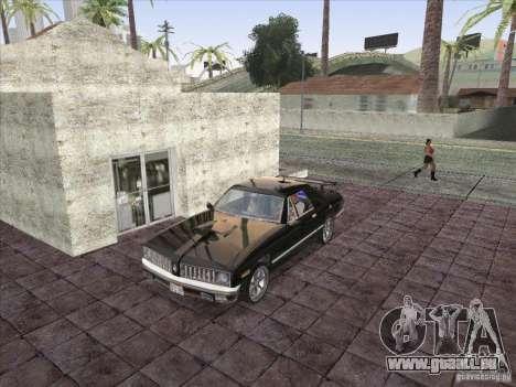Los Angeles ENB modification Version 1.0 pour GTA San Andreas troisième écran