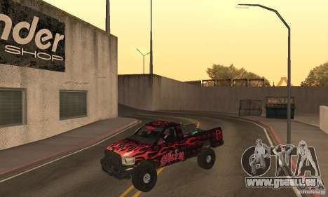 Dodge Power Wagon Paintjobs Pack 1 pour GTA San Andreas