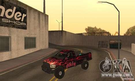 Dodge Power Wagon Paintjobs Pack 1 pour GTA San Andreas