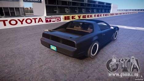 Knight Rider [EPM] für GTA 4 obere Ansicht