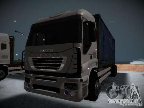 Iveco Stralis Long Truck pour GTA San Andreas