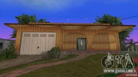 Nouvelles textures des maisons et garages pour GTA San Andreas deuxième écran