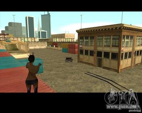 Great Theft Car V1.0 pour GTA San Andreas cinquième écran