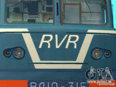 Vl10-315 pour GTA San Andreas vue de droite