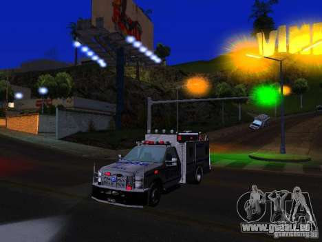 Ford F350 REP Truck pour GTA San Andreas