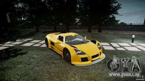 Gumpert Apollo Sport v1 2010 für GTA 4
